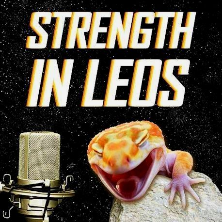 Strength In Leos Podcast
